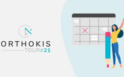 Orthokis Tour 2021 : planning et disponibilités