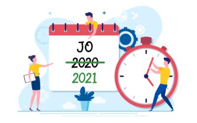 JO : Nous devrons attendre 2021…